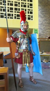 Andy Simmons - A touch of history, Roman Britain