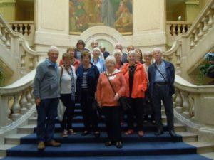 U3A Council House Tour 1