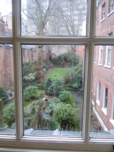 The Garden from Bromley House