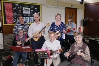 Beginners section of the Ukulele group.
