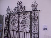 Original Colwick Hall Gates