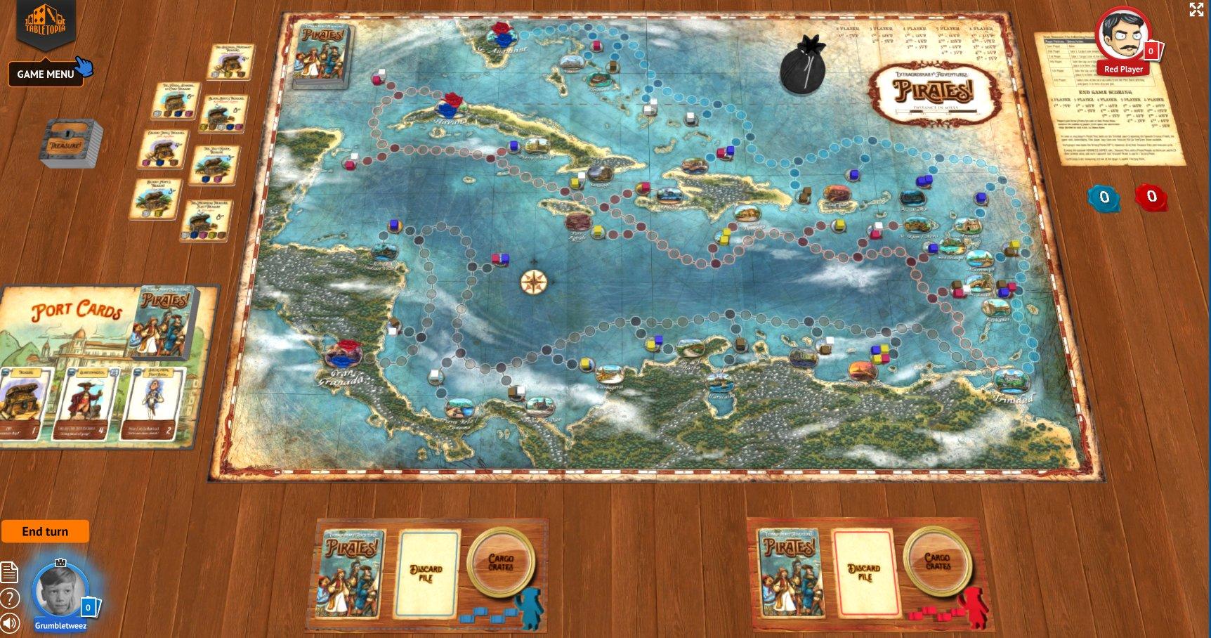 Extrodinary Adventures: Pirates!